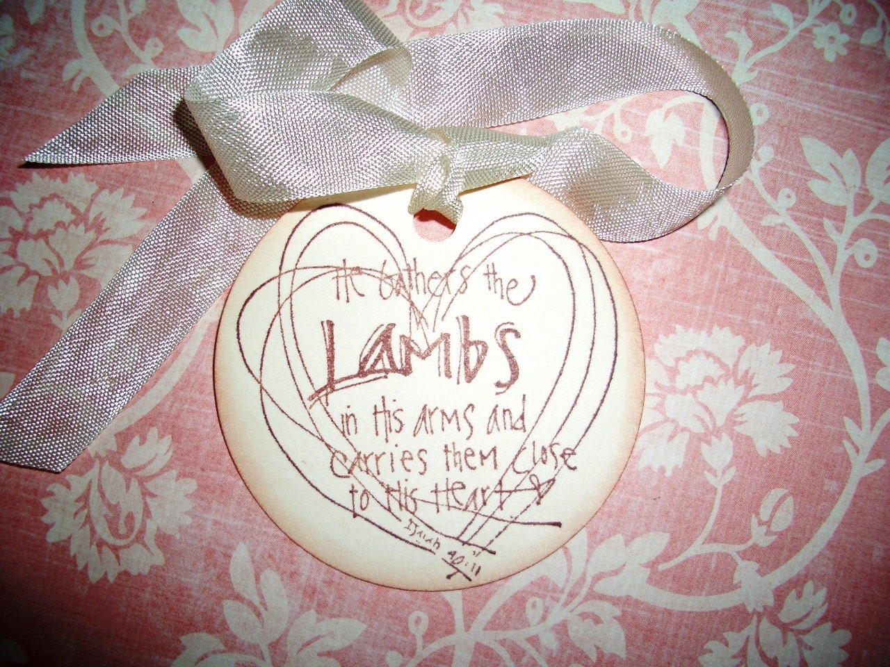 Parents can be a godly influence - baby shower devotion