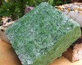 Margarita Lime Bubble Bath Bar 3.5 ounce Vegan Friendly
