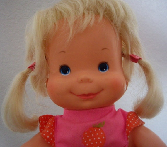 Whoopsie Doll Ideal Toy Co 1978 Doll Works
