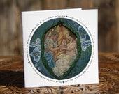Cocoon - Birth Healing Card