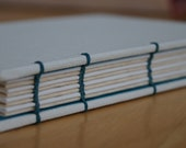 6x8 Handmade Blank Canvas Journals