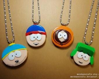 South Park Necklace (1 pc)