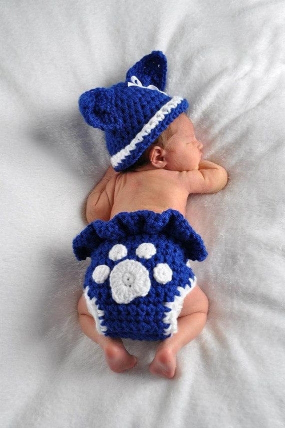 Baby Girl Or Boy Kentucky Wildcats Or Byu Cougars By