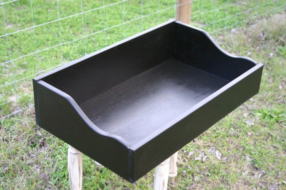 items similar to baby changing table topper in classic black on etsy. Black Bedroom Furniture Sets. Home Design Ideas