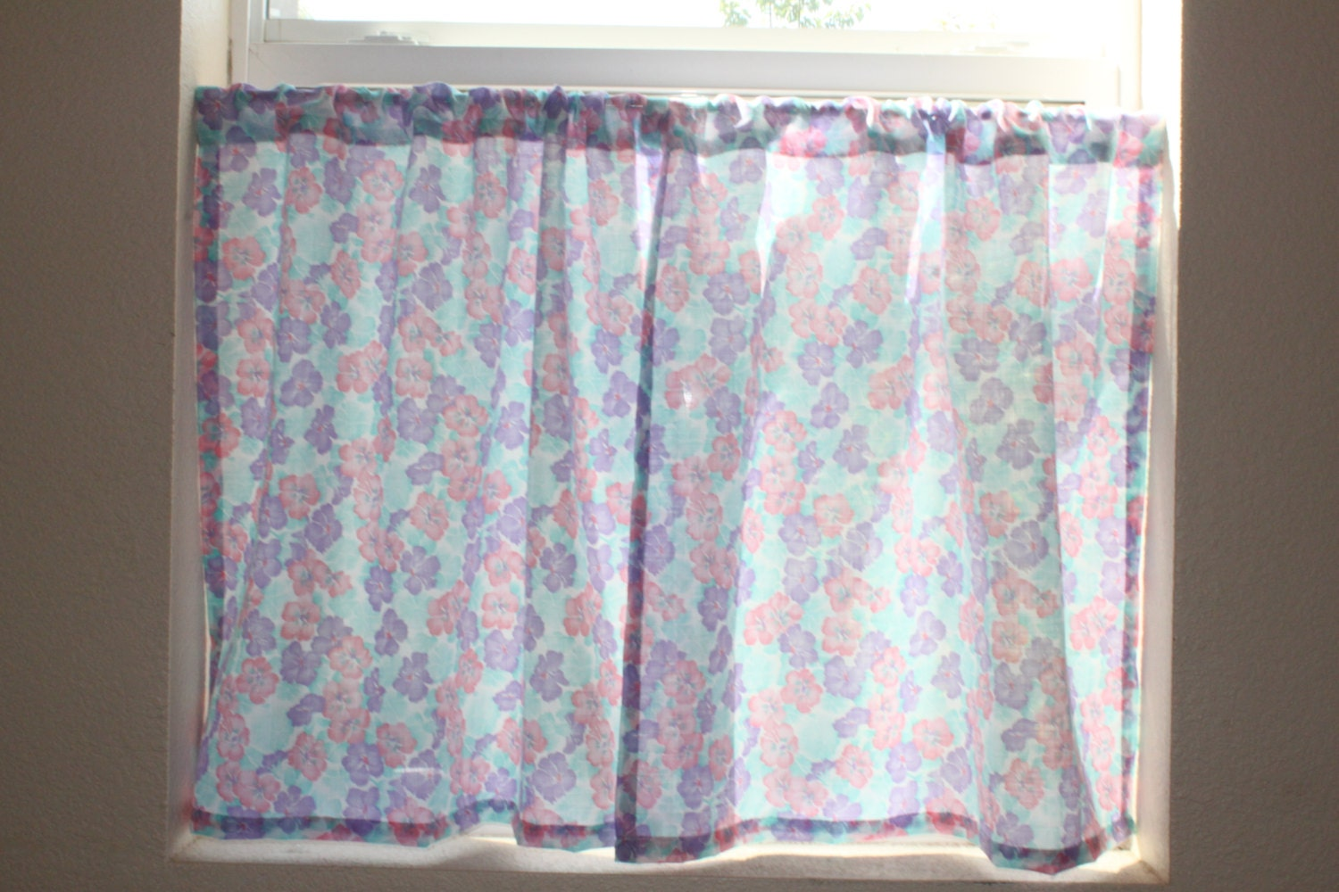 sale cafe curtains kitchen cafe curtains flower by