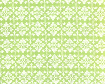 Tanya Whelan - Ditty in Green - cotton quilting fabric BTY