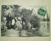Boise de Vincennes - 1912 - La Grotte - Antique French Postcard