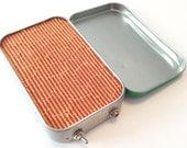 Vintage Radio Speaker Cloth Upgrade