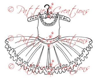 Little Girl's Tutu