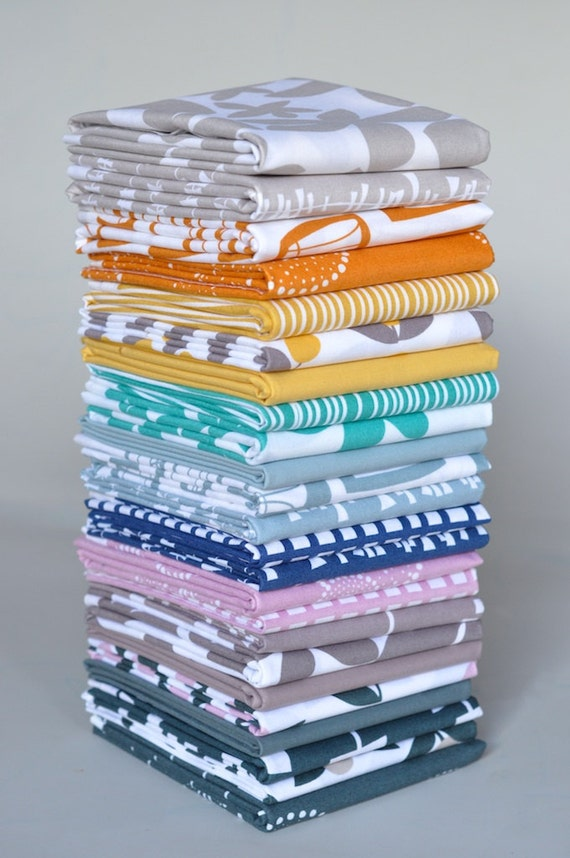 Glimma 20 Fat Quarter Bundle from Lotta Jansdotter for Windham Fabrics COMPLETE