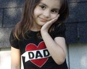 Dad Heart Shirt
