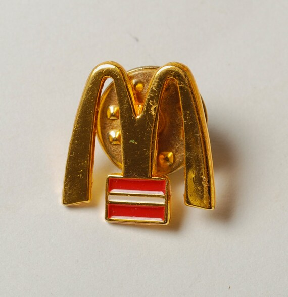 Mcdonald S Hat Pins
