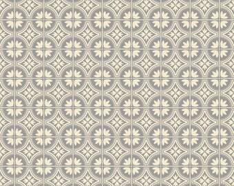 Serenata Gray Tile by Samantha Walker for Riley Blake - 1/2 yard