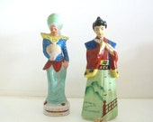 Occupied Japan, Japanese Figurines