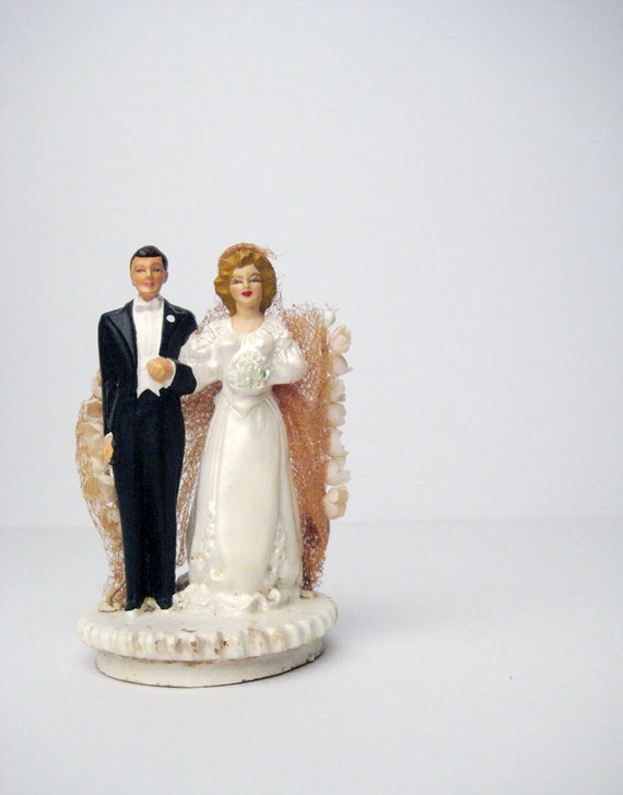 retro wedding cake toppers vintage wedding cake topper 40s 50s vintage and 19202