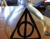 Harry Potter Deathly Hallows Bottle