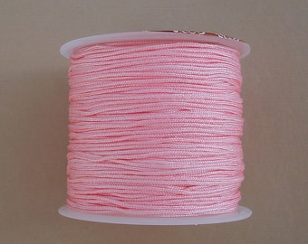 Nylon Cord Chineese Knotting Cord Macrame Shambala 1mm-1Roll.