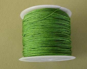 Nylon Thread Chineese Knotting Cord Macrame Shambala 1mm-1Roll.