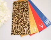 PERSONALIZED BRIDESMAIDS GIFTS Leopard Duct Tape Wallet