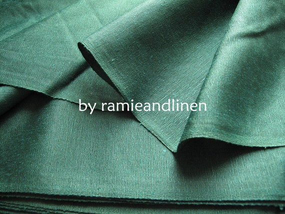 Items Similar To Silk Fabric Ribbed Silk Noil Satin