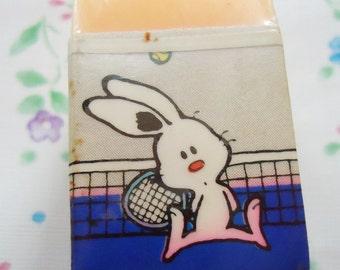 Robby Rabbit Sanrio Eraser. Mega Rare. 1976