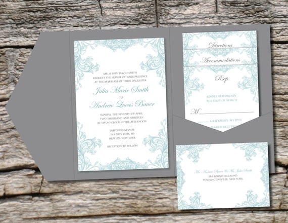 Inserts For Wedding Invitations: Vistaprint Details For Invitations And Inserts?