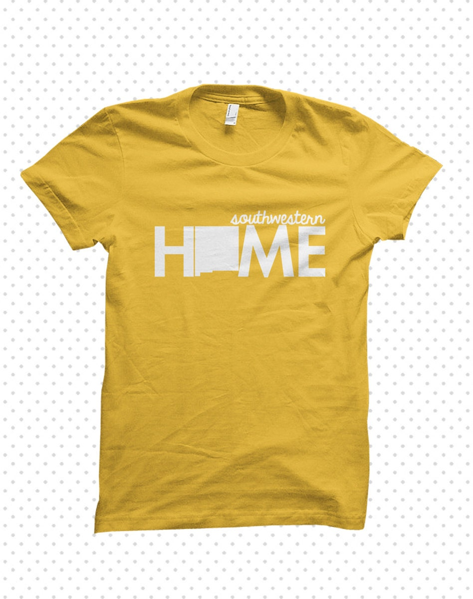 New Mexico Home Made To Order Tshirt