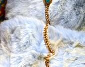 Avon Vintage Dangle Slide Necklace