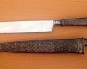 Antique Xoni Letter Opener/Knife