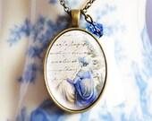 My Beloved Jane - Vintage Necklace