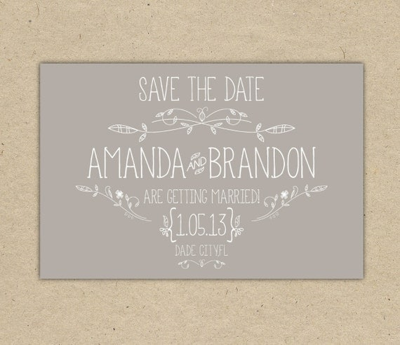 free vintage save the date templates save the date custom printable template vintage 2054