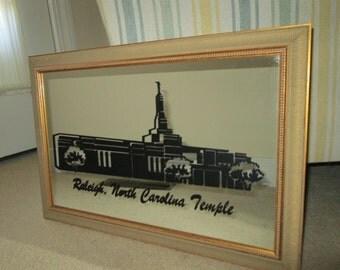 LDS temple vinyl