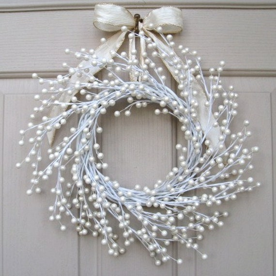 Wedding Door Decorations Ideas: Wedding Wreath Door Wreath Wedding Decoration Spring