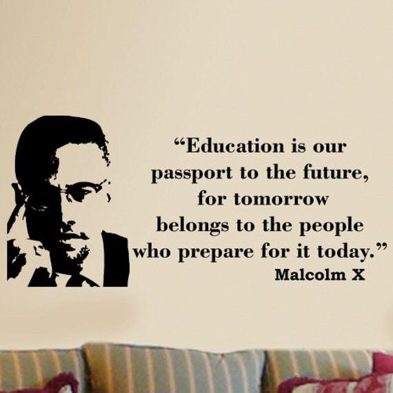 Importance of Education: Malcolm X vs. Richard Wright