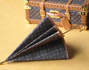 Umbrella, miniature design.