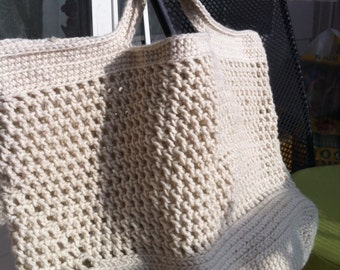 Grocery bag/ Farmers Market tote
