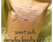 Sweet Suds Everyday Laundry Detergent - Pick your scent- 45/90 loads