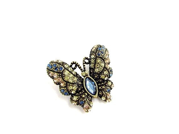 Gorgeous Butterfly Pendant