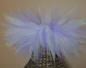 RESERVED CUSTOM LISTING for Jocelyn - Pixie Tutu -  Turquoise, White, Glitter
