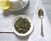 Sweet Citron Green Tea • 7 oz. Kraft Bag • Loose Leaf Citrus Blend