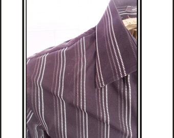 Mens Long Sleeve Cotton Dress Shirt
