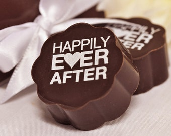 Wedding Chocolate, Wedding Favors, Chocolate, Engagement, Favors, Bridal Shower, Bride , Groom