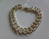 Silver Half Persian Bracelet