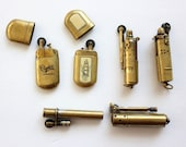 30% OFF vintage TRENCH LIGHTER Lot, An Instant Collection, Antique lighter, wwI, wwII