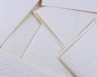 Happy Birthday Cards - Variety Birthday Card Pack of 8