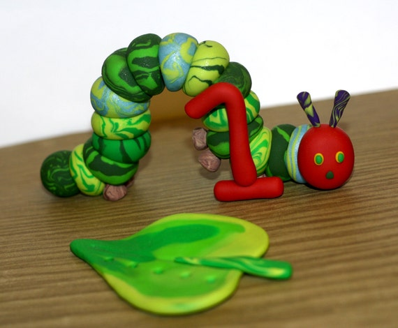 Items Similar To The Very Hungry Caterpillar With 1and