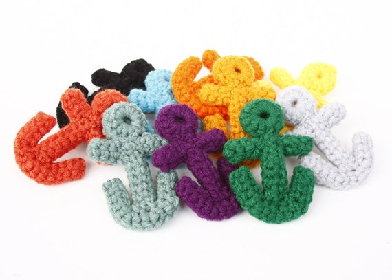 Crochet Anchor PDF Pattern