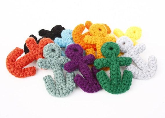 Crochet Anchor PDF Pattern