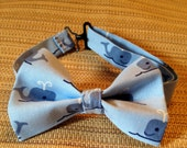 The Charleston Bowtie: Whale's Tail......Baby/Toddler/Little Boy BOWTIE...Easter...Matching Sister Accessories