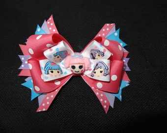 La la loopsy inspired hairbow